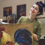 Анжелика Начесова дарит новогоднее настроение